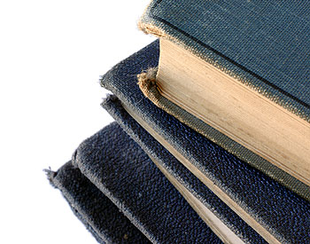 Book repair by JFK Bookbinders Galway